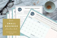 Small Business Starter Kit - Edinburgh Graphic Designer | Branding and Print design for small, creative businesses | Edinburgh and UK