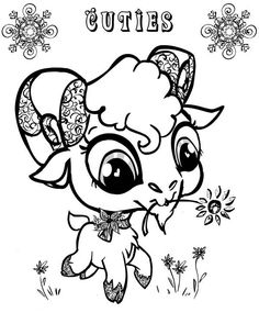 Detailed Coloring Pages Animals Inspirational Quirky Artist Loft Cuties Free Animal Coloring Pages Zoo Animal Coloring Pages, Dog Coloring Page, Online Coloring Pages, Cute Coloring Pages, Disney Coloring Pages, Coloring Pages To Print, Free Printable Coloring Pages, Coloring Pages For Kids, Coloring Books