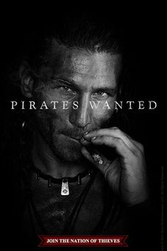 Black sails. How could you not....Want That!