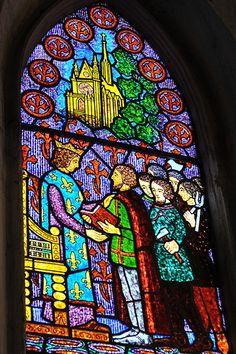 St-Louis et Etienne Boileau - Eglise de la Bonneville-sur-Iton