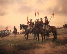 Tropas Carlistas del Norte 1834 (Guipuzcoanos). Ferrer Dalmau. Más en www.elgrancapitan.org/foro