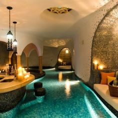 Duh I have a swim-up bar inside my house...don't you??