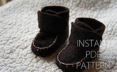 Výsledek obrázku pro baby moccasin pattern free