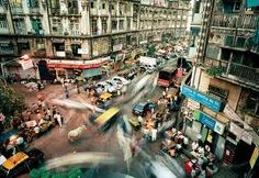 Mumbai street - Cow at the center of urban life Water Pollution In India, Cause And Effect Essay, Busy Street, World Press, Urban Life, Press Photo, Museum Of Fine Arts, India Travel, Photos