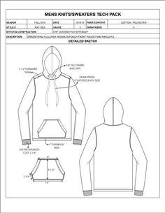 Instead of developing garment spec sheets from scratch and manually calculating apparel size grading, use our Fashion Tech Pack Templates and Sample Specs for Women, Men, Plus Size, and Childrenswear to easily prepare your apparel designs for production! Fashion Sketch Template, Fashion Design Template, Fashion Templates, Fashion Design Sketches, Flat Drawings, Flat Sketches, Fashion Flats, Fashion Outfits, Fashion News