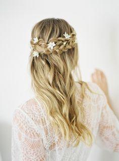Brides Live Wedding 2017: Vote on Our Bride's Sexy Hair Wedding Hairstyle | Brides.com