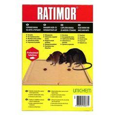 Doska Ratimor®, na myši a potkany, lepová Products