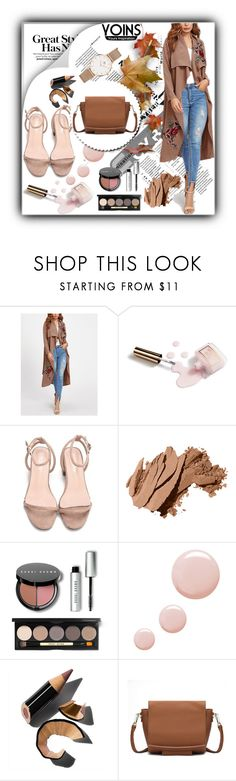 """Hello october"" by merima-k ❤ liked on Polyvore featuring Ciaté, Bobbi Brown Cosmetics, Topshop and Daniel Wellington"