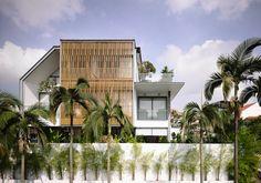 Intricate Envelope - HYLA Architects - Award winning Singapore architect firm