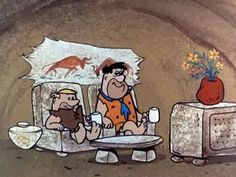 The Flintstones - 02x14 The House Guest
