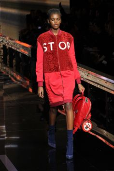 Anya Hindmarch Expands Her Silly Streak Into Clothes for Fall 2015 - Gallery - Style.com