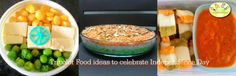 Independence day/ Republic day Tricolour food ideas