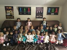 You Might Be A Doll Collector If... - Ruby Lane Blog Collector Dolls, The Collector, Comfortable Bras, Ruby Lane, Vintage Dolls, Burlesque, Girl Dolls, American Girl, Couples
