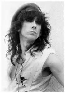 Stiv Bators of The Dead Boys and Lords of the New Church