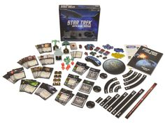 Star Trek: Attack Wing is a tactical space combat HeroClix miniatures game, featuring collectible pre-painted ships from the Star Trek Universe. Utilizing the FlightPath™ maneuver system, command your fleet in space combat & customize your ship with a captain, crew, weapons and tech upgrades.