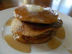 http://allrecipes.com/recipe/sweet-potato-breakfast-pancakes/detail.aspx  #MyAllrecipes #AllrecipesFaceless  #AllrecipesAllstars  Great use of leftover sweet potatoes. Needs an egg though!