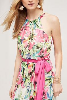 Chiara Maxi Dress - anthropologie.com
