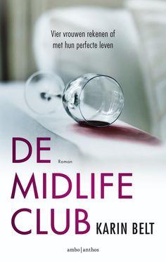 bol.com | De midlifeclub, Karin Belt | 9789047204350 | Boeken