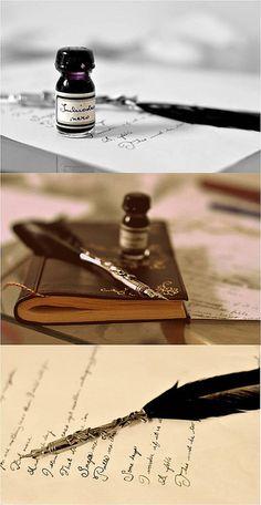 Penmanship is Underrated by beforeweallburned, via Flickr