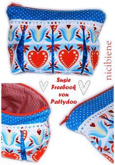 ich liebe das Freebook von PattyDoo♥
