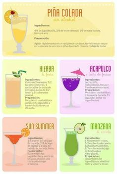 Bebidas sin alcohol                                                                                                                                                     Más