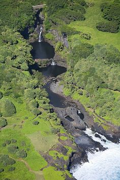 ✯ Seven Sacred Pools, also know as Oheo Gulch - Maui, Hawaii