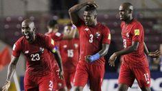 Panamá le ganó 1-0 a Haití por Eliminatorias Rusia 2018 de Concacaf. March 30, 2016.