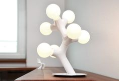 next home collection: DNA Tablelamp