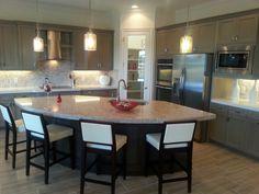 Trinity model kitchen