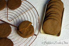 Recept voor koekjes van molasses