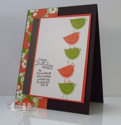 Visit blog for all the details:  http://www.catherinepooler.com/2011/07/berry-blossoms-designer-series-paper-and-best-of-everything-5/    Berry Blossoms Designer Series Paper Best of Everything Stampin' Up