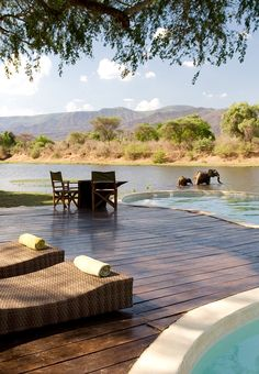 Chongwe River House - Lower Zambezi National Park, Zambia