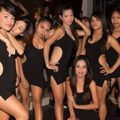 Angeles City (PI) gogo girls.. which one(s) would you take home? . #philippines #privatedancer #angelescity #pinaygirls