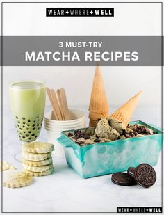 Matcha green tea rec