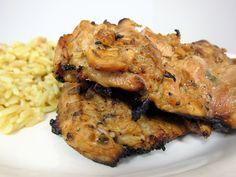 from plain chicken dijon grilled chicken thighs grilled dijon chicken ...