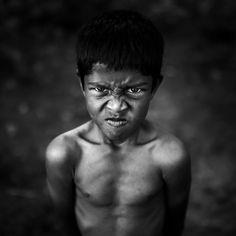 Anger, photography by Mahesh Balasubramanian