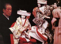 Japanese Puppets Bunraku | Le théâtre japonais Bunraku – The Japanese theater Bunraku