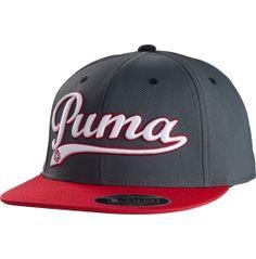 d0135fe00d05f Puma Men s Script coolCELL Snapback Golf Hat - Dick s Sporting Goods Puma  Mens