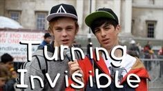 HAHAHAHAHA I love Casper and Sam!!!----Turning Invisible | Sam Pepper + Caspar Lee Interview, via YouTube.