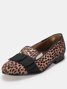 I'm a sucker for a loafer...and leopard