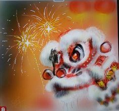Chinese New Year LION ♥♥♥