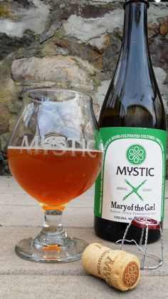 Mary of the Gael - Wonderful Springtime Saison from @MysticBrewery