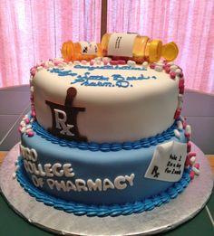 pharmacy+graduation+cakes   Pharmacy School Graduate