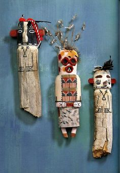 I love kachina dolls