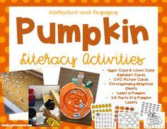 Pumpkin Activities f