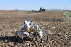 Autonomous robot swarm takes over farm work Check more at http://blog.blackboxs.ru/category/cooking/