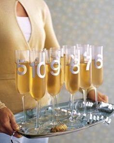 Fun Ideas for Your New Year's Eve Party