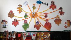 Autumn Activities, Classroom Decor, Cute, Painting, Desktop, Education, Decoration, Decor, Kawaii