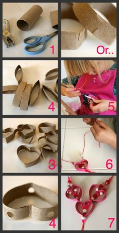 Don't throw those old paper rolls away!  Here we have 40 amazing craft you and your kids can make using old paper rolls.  These easy diy ideas are not only fun but also inexpensive since you already have the paper rolls to use!