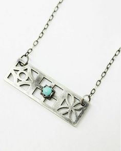 eclectic necklace from Jewel Mint